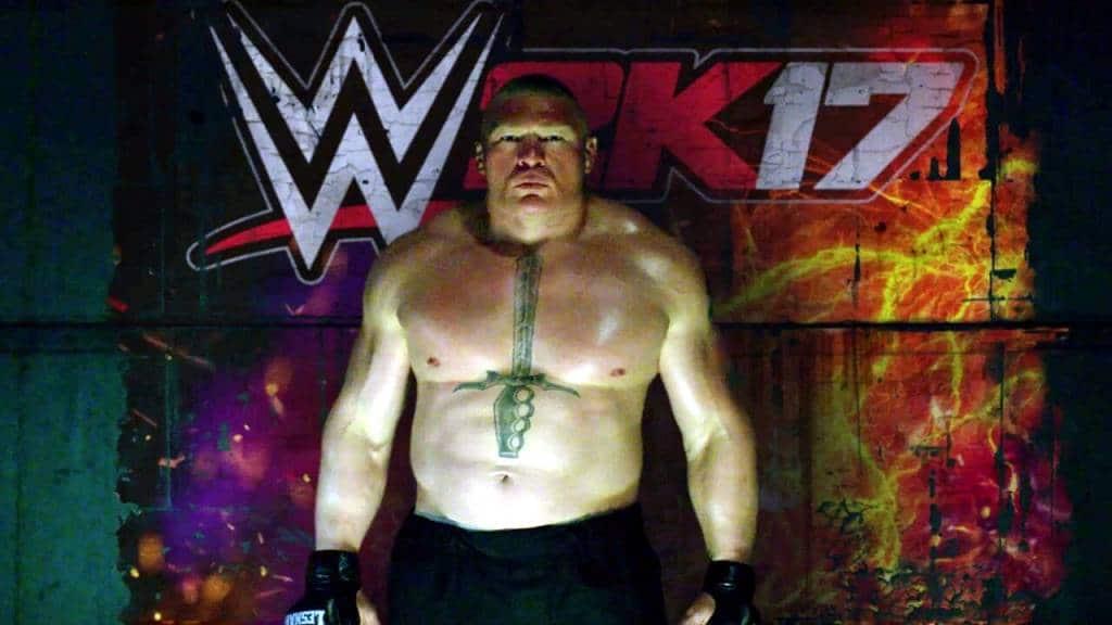 WWE 2K17- Neue Moves-Pack erhältlich