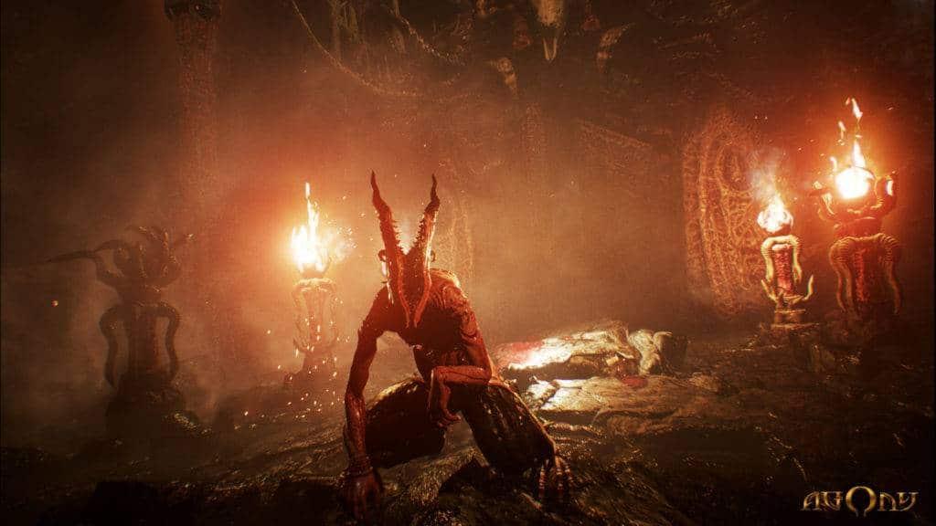 Agony - Entwickler verschieben den Survival-Horror-Titel