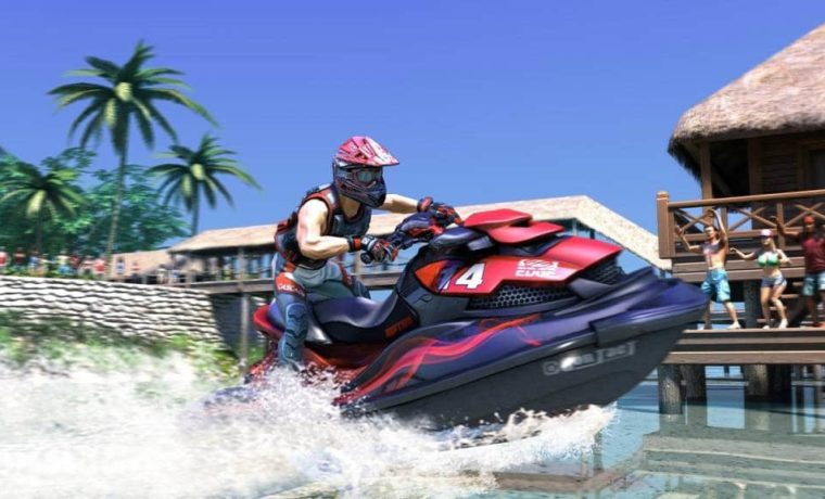 Aqua Moto Racing Utopia PS4 2016 (1)