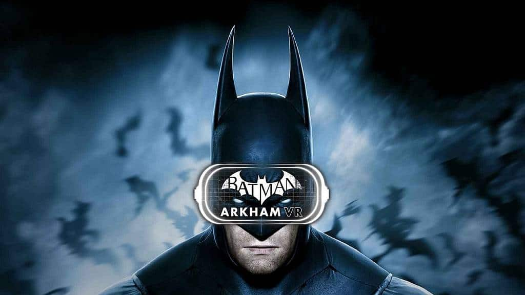 Batman Arkham VR - PlayStation 4 (1) 2016