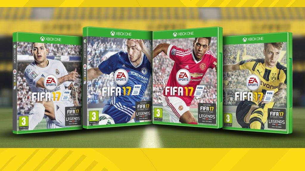 FIFA 17 - Fans entscheiden über den Coverstar