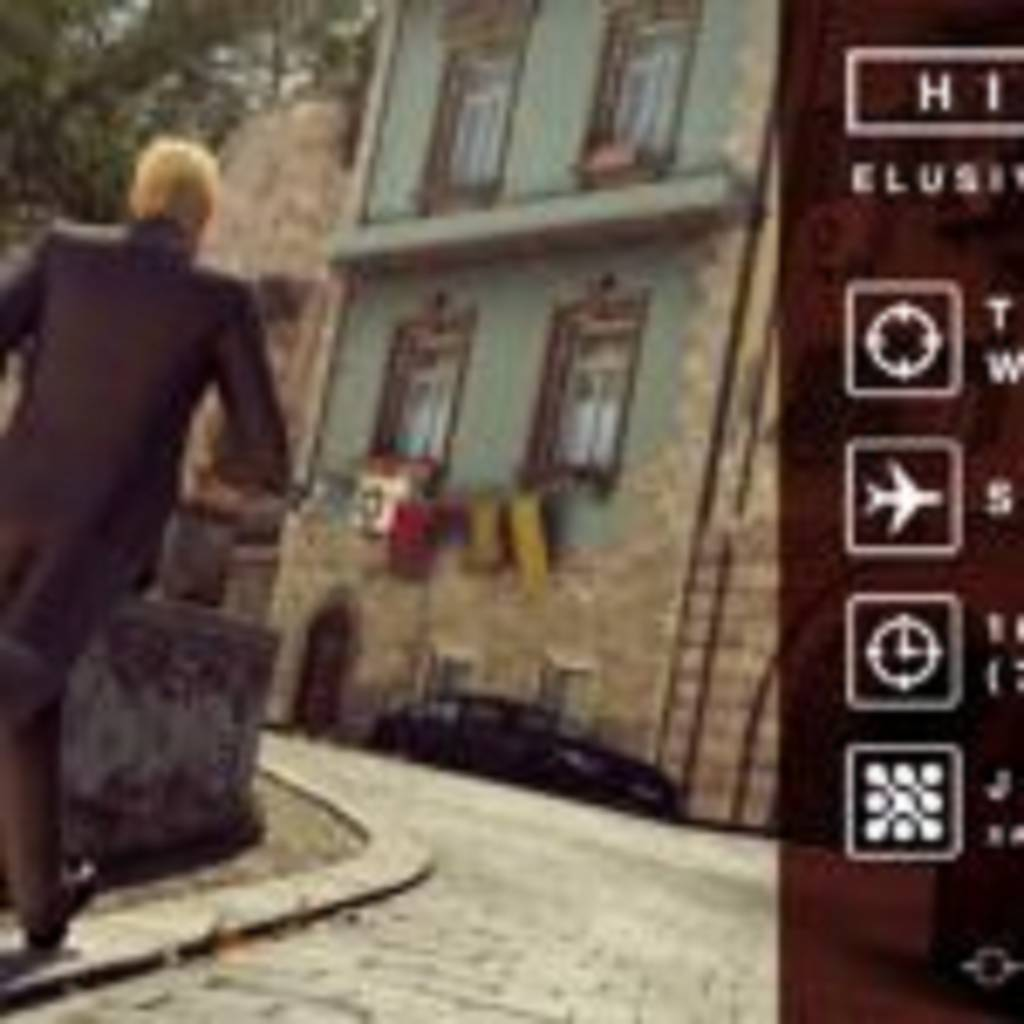"HITMAN – Hollywood-Schurke ""Gary Busey"" als Elusive Target enthüllt"
