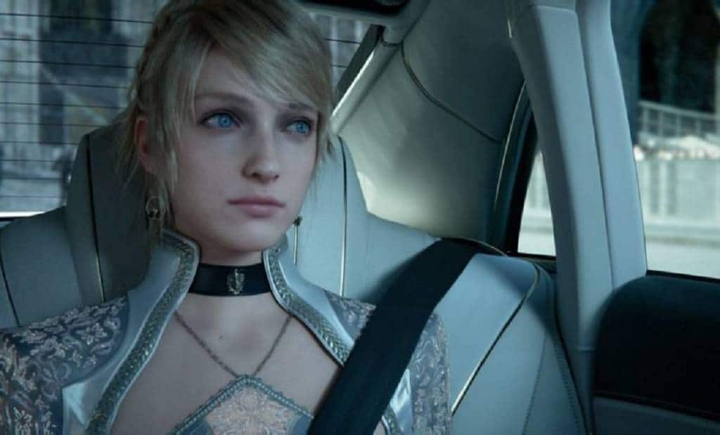 Kingsglaive Final Fantasy XV Screen Movie Charaktere (7)