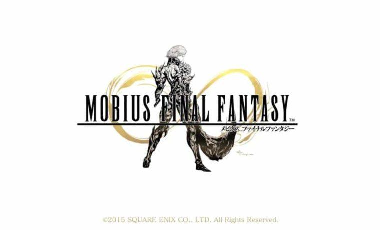 MOBIUS FINAL FANTASY PS4 2016