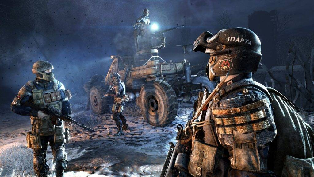 Metro_Redux_Screen