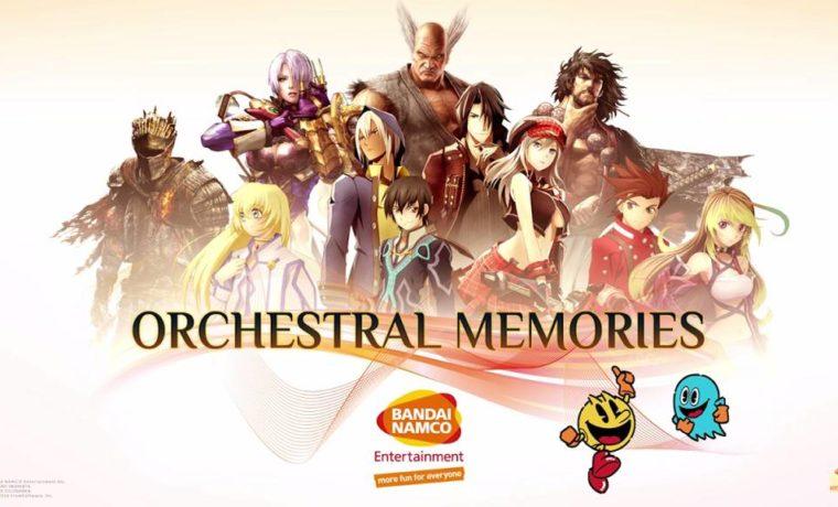 Orchestral Memories - Bandai Namco Entertainment Symphonic Concert (1)