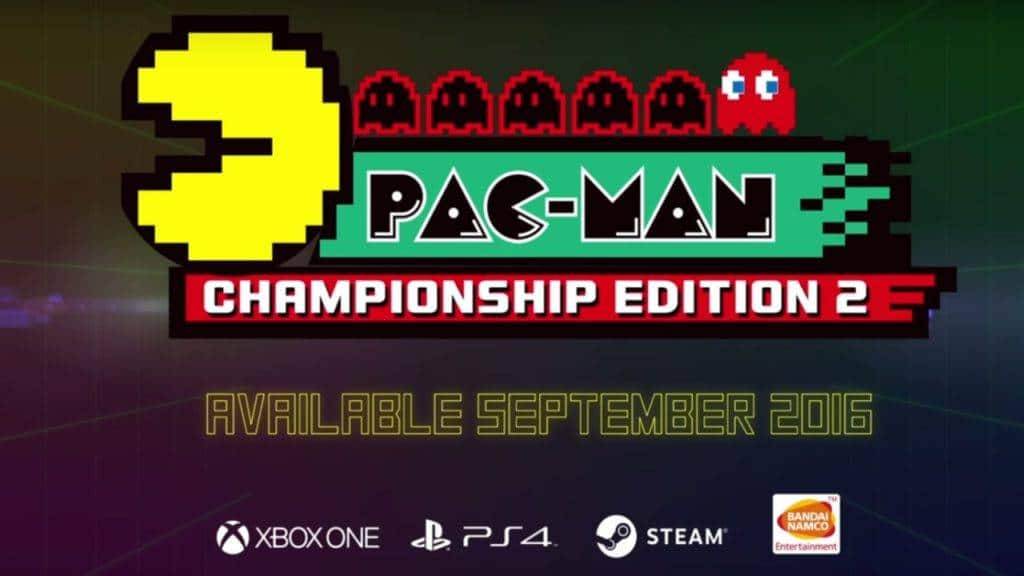 PAC-MAN Championship Edition 2 PS4 2016 (1)