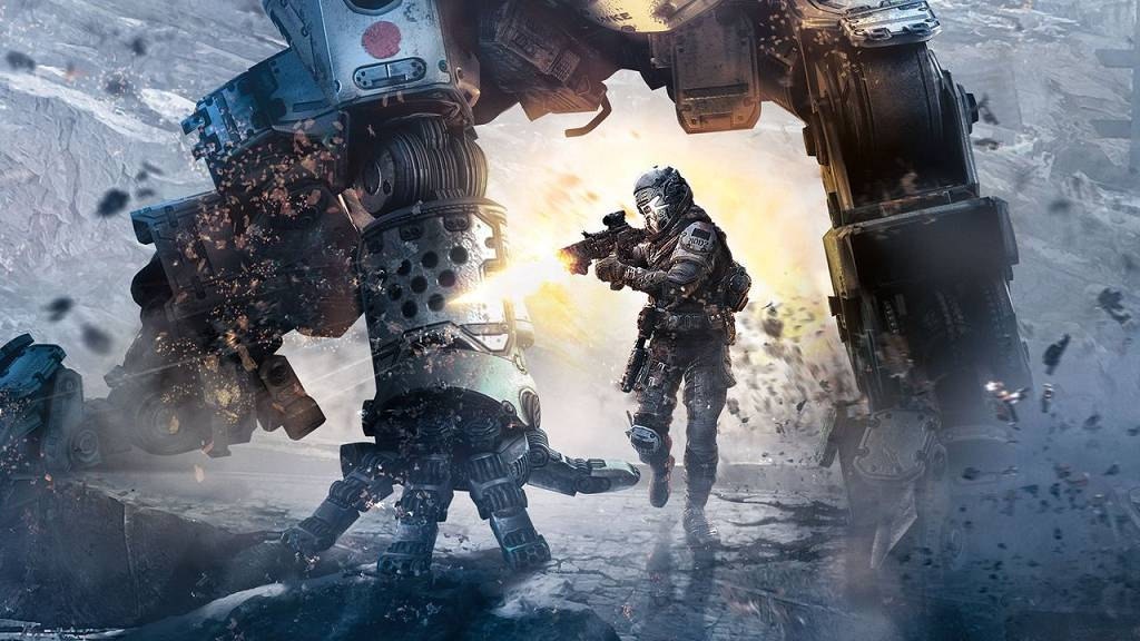 Titanfall 2 PS4 2016