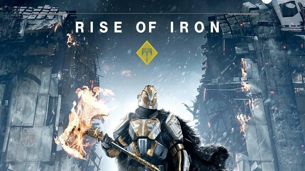 destiny rise of iron banner