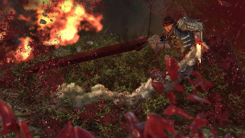 Berserk PS4 (3)