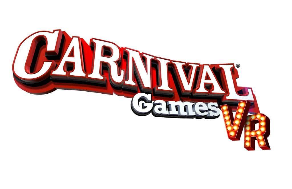 CARNIVAL GAMES VR Logo