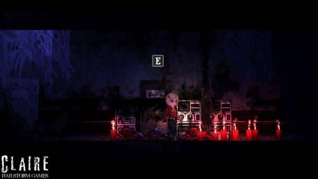 Claire Extended Cut PS4 2016  (1)