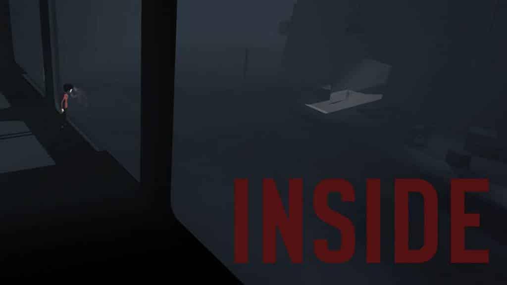 INSIDE PS4 2016