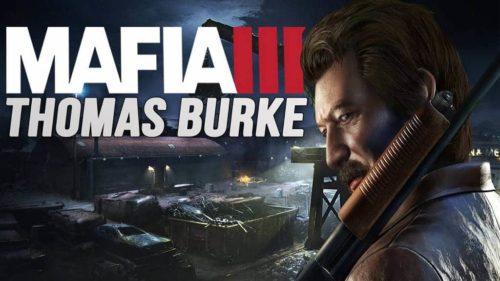 Mafia 3 Thomas Burke
