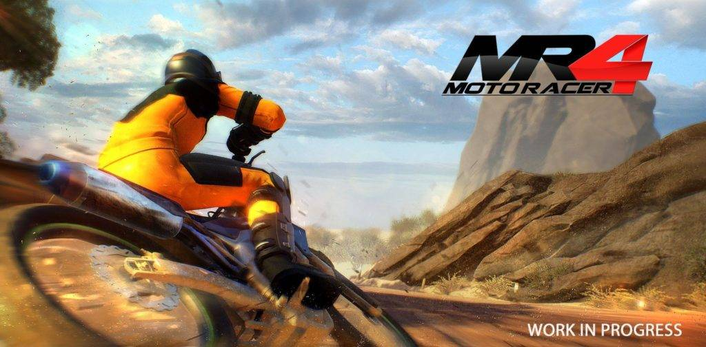 Moto Racer 4 - Offroad