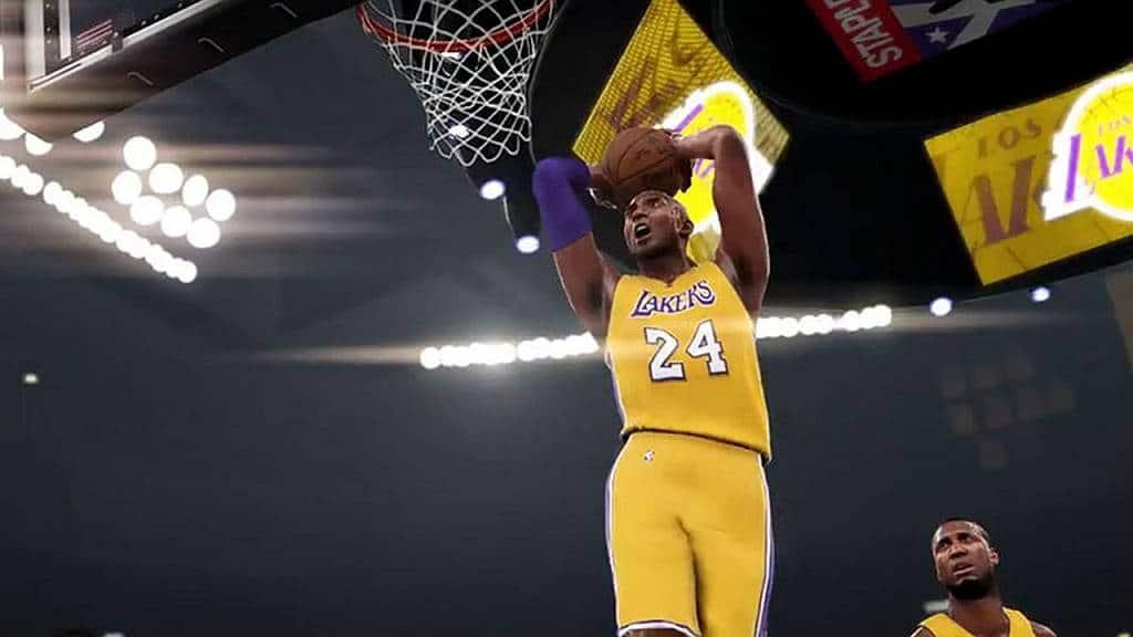 NBA 2K17 PS4 2016