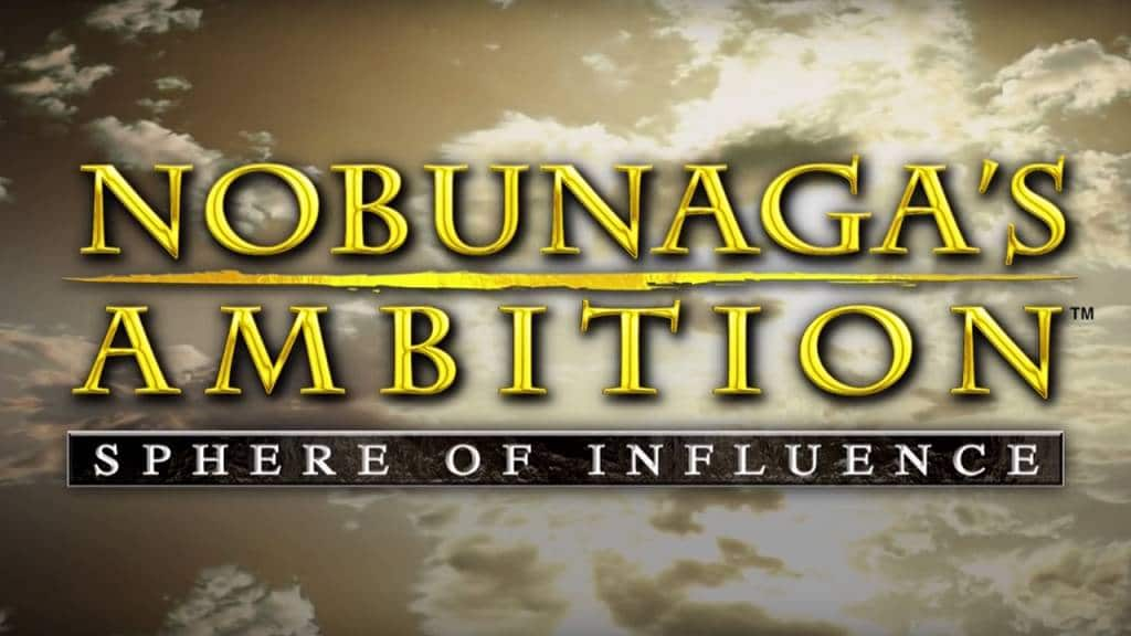 NOBUNAGA'S AMBITION SPHERE OF INFLUENCE PS4 2016 (1)