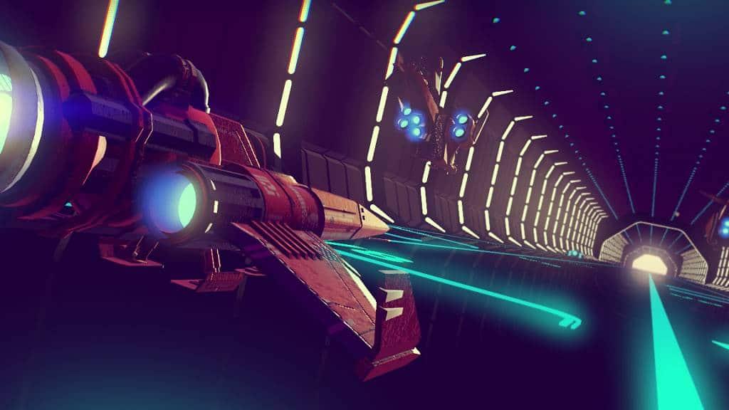 No Mans Sky - Raumsstationsschiff#