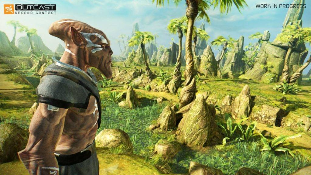 Outcast - Second Contact PS4 2016 (3)