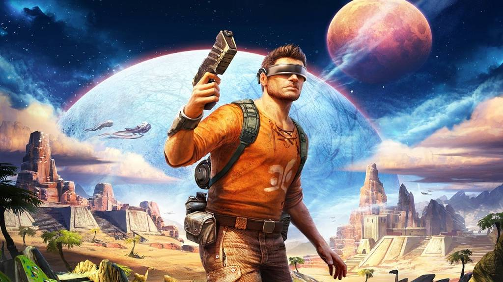 Outcast - Second Contact PS4 2016
