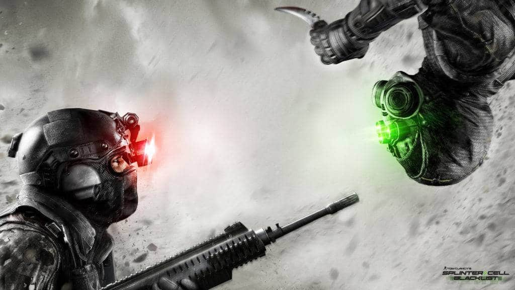 Splinter Cell - Raymond arbeitete 2014 an einem Konzept