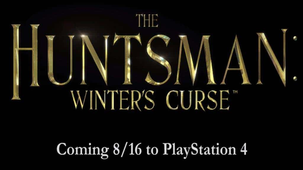 The Huntsman Winter's Curse PS4 2016 (2)