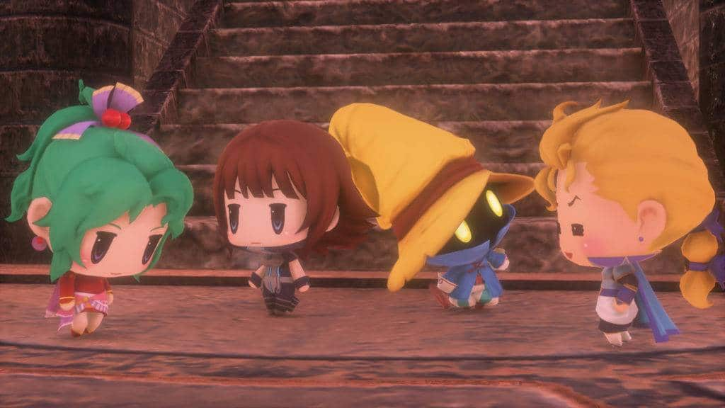 WORLD OF FINAL FANTASY PS4 2016 Screenshots (30)
