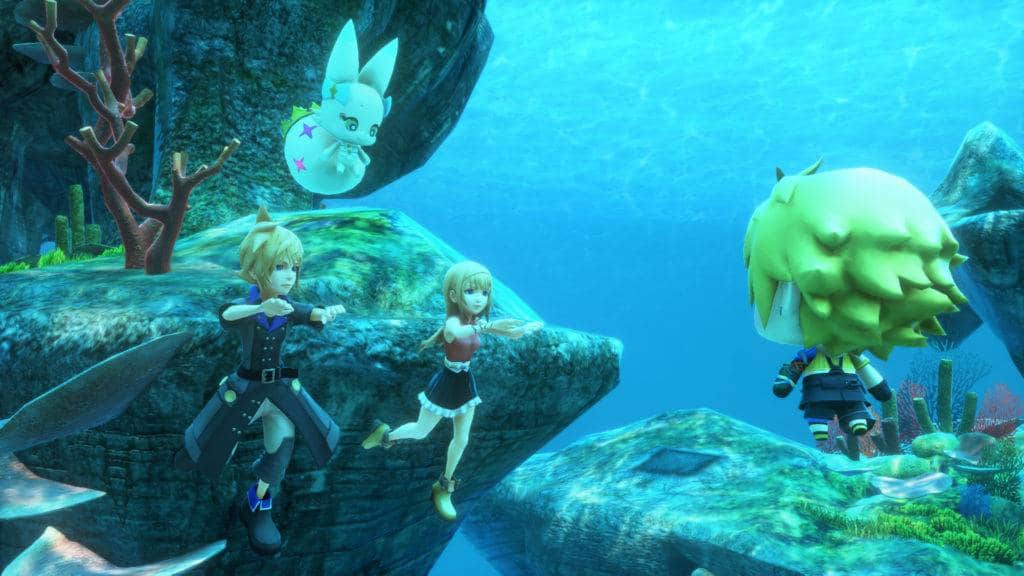 WORLD OF FINAL FANTASY PS4 2016 Screenshots (32)
