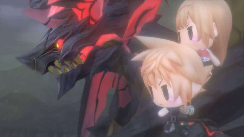 WORLD OF FINAL FANTASY PS4 2016 Screenshots (4)