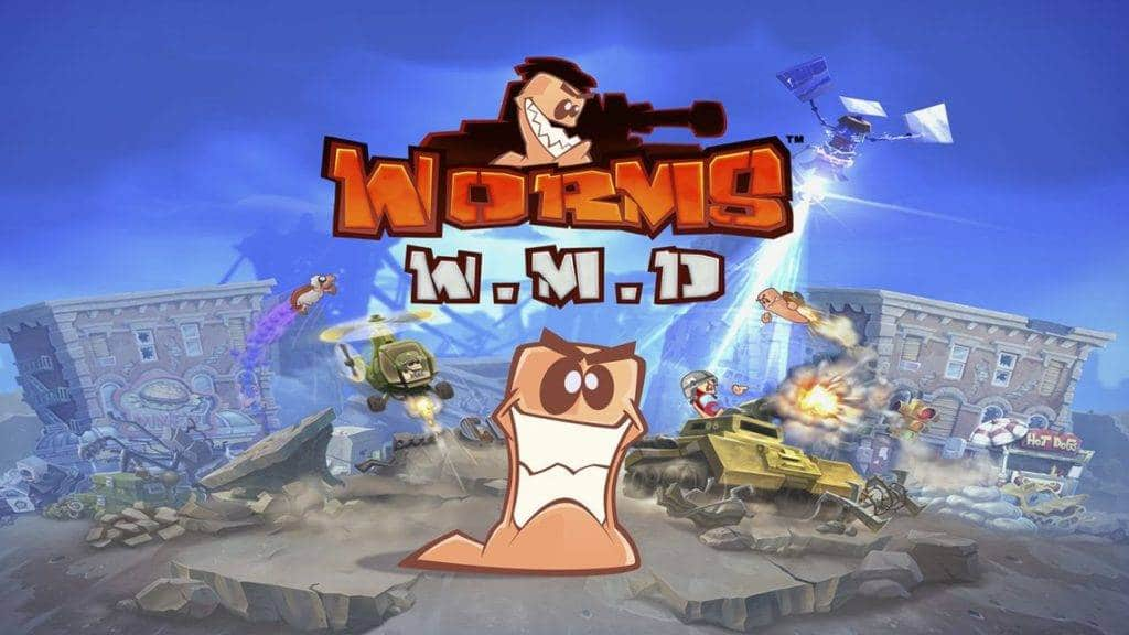 Worms W.M.D PS4 2016