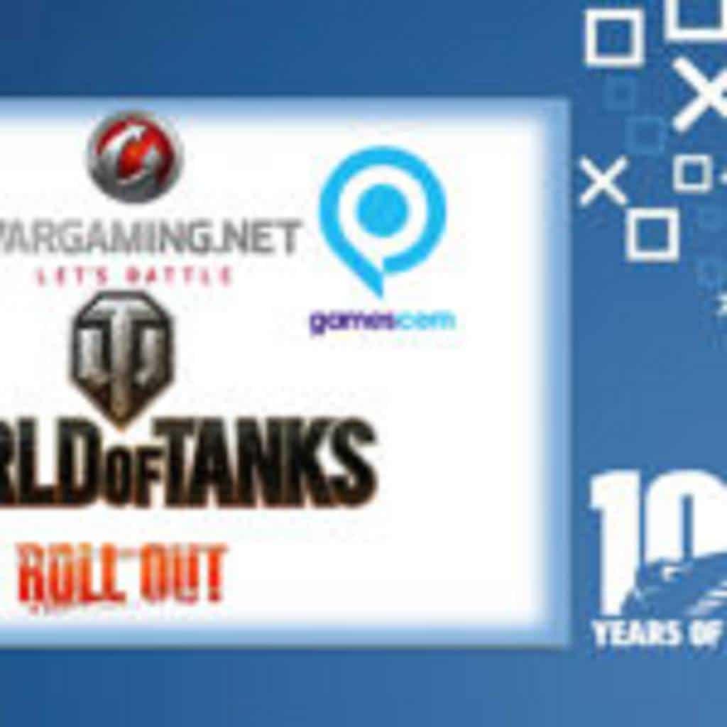 PS4INFO ZU BESUCH BEI Wargaming.net auf der gamescom 2016 – Video