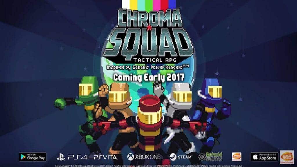 Chroma Squad PS4 2016 (1)
