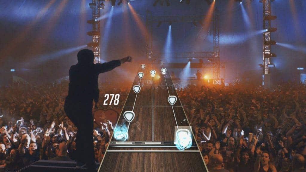 Guitar Hero Live PS4 2016