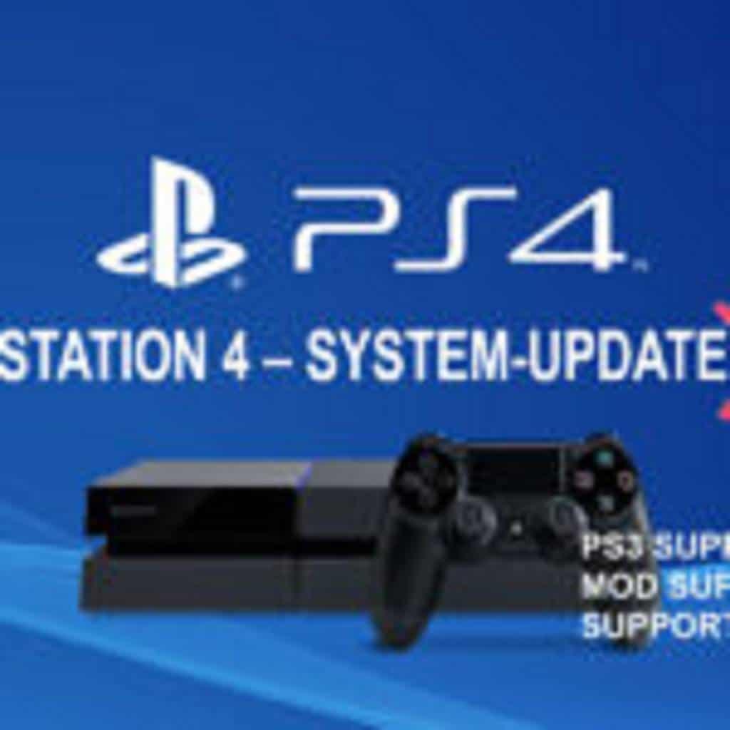 PlayStation 4 – System-Update 5.00 erscheint vielleicht schon…