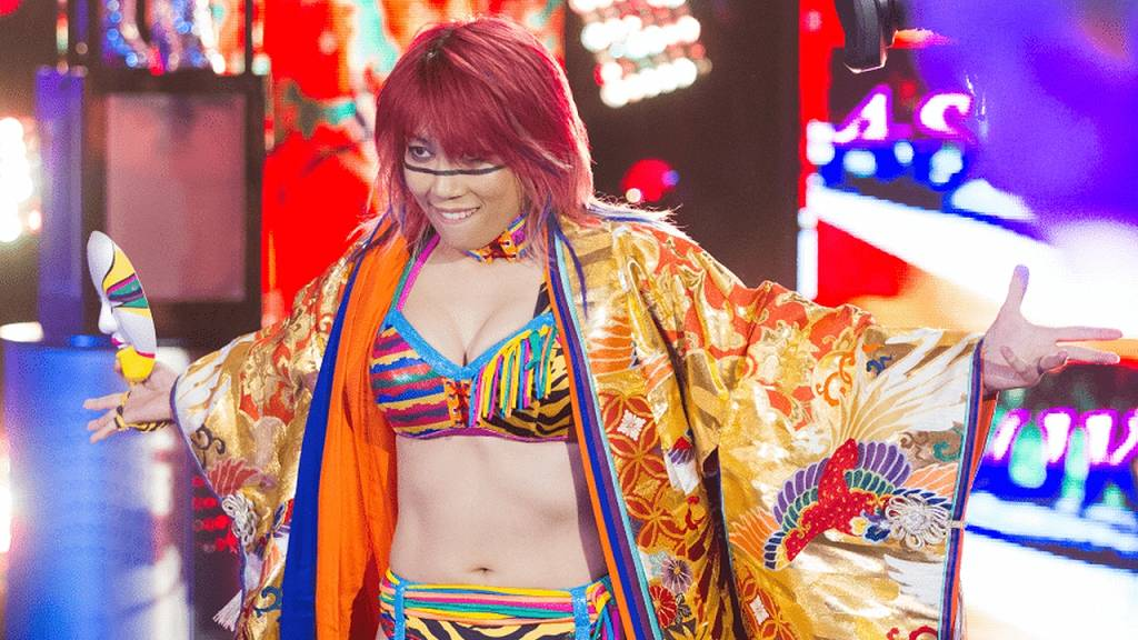 WWE 2K17 - Asuka PS4 2016