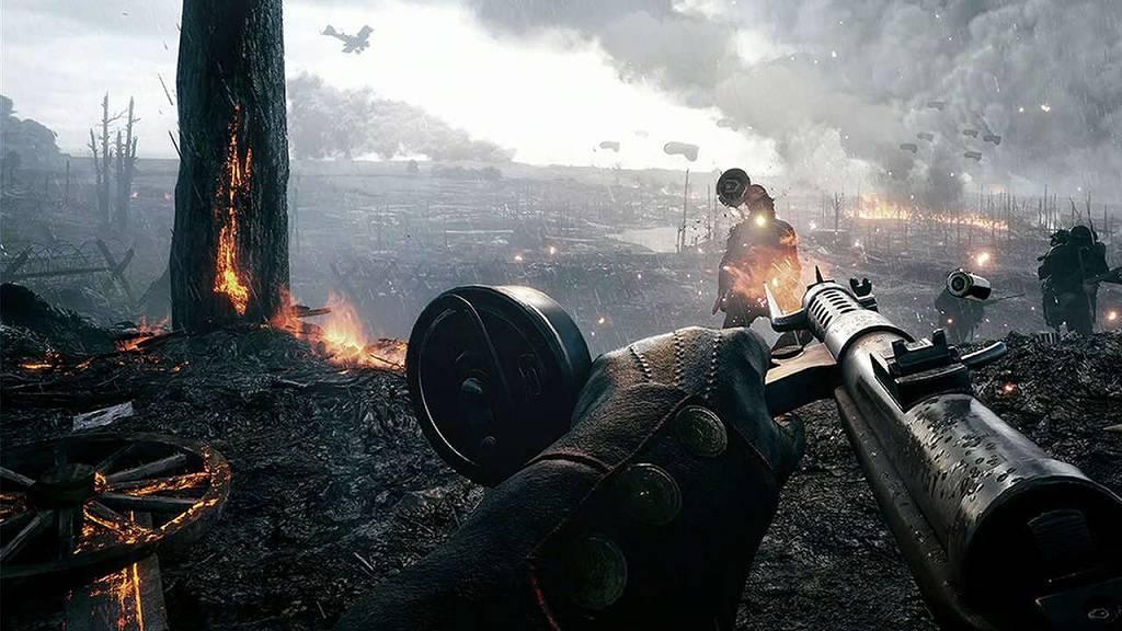 Battlefield 1 Herbst-Update ist jetzt live