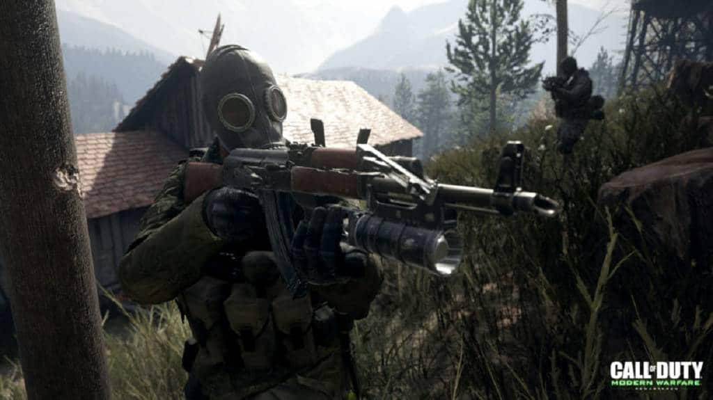 Call of Duty: Modern Warfare Remastered - Variety-Map-Pack kommt in Call Of Duty Modern Warfare Maps on