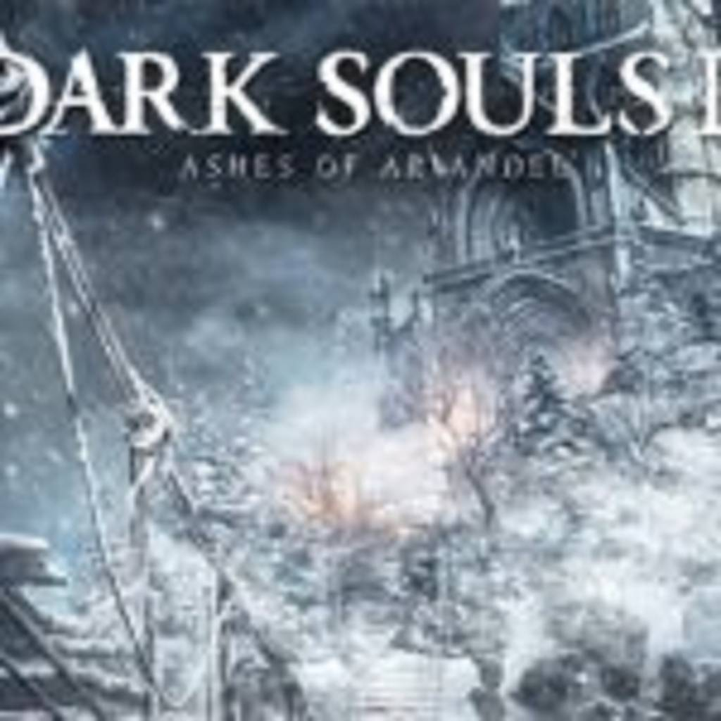 Dark Souls 3 Ashes of Ariandel Event + Gameplay