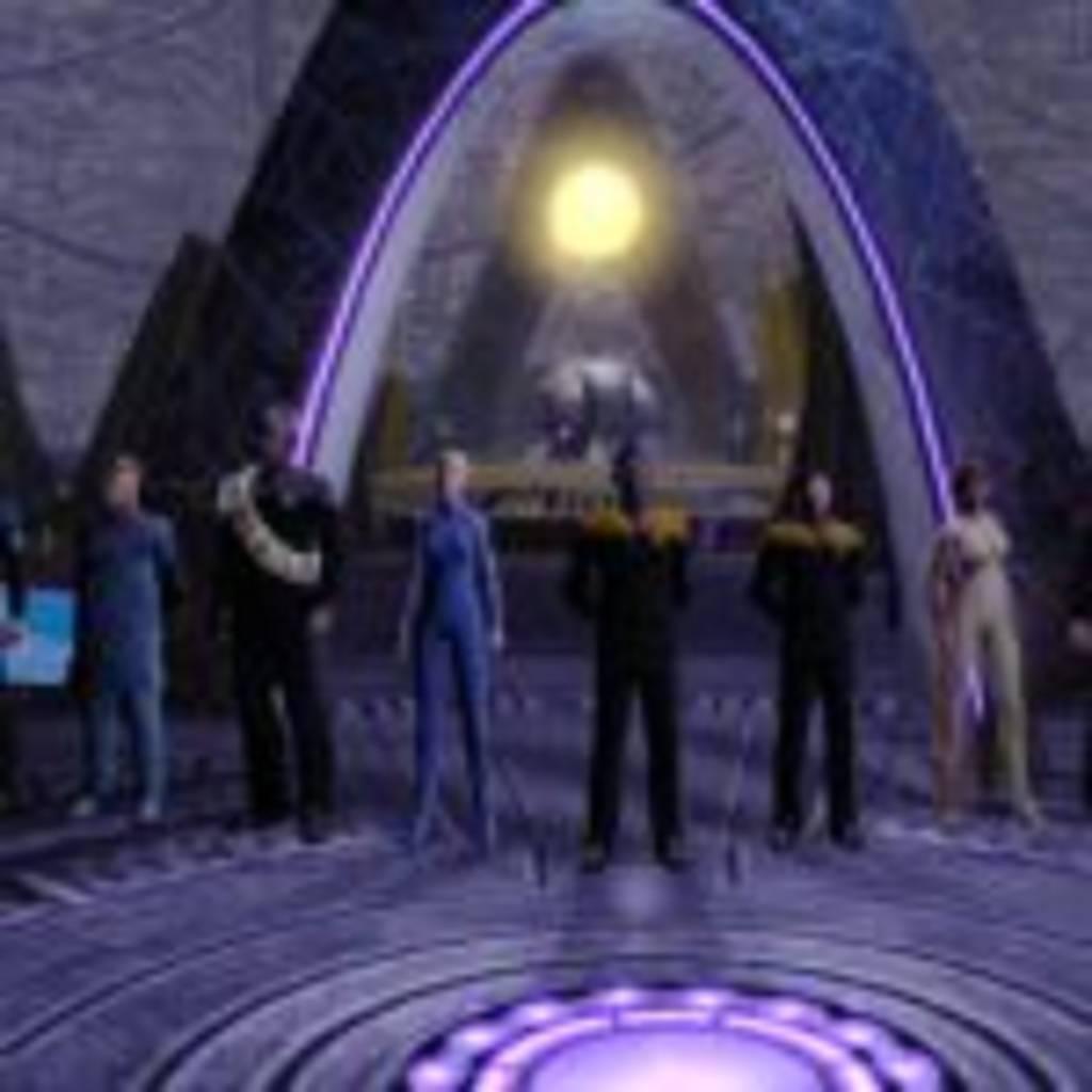 Star Trek Online – Qs Winterwunderland