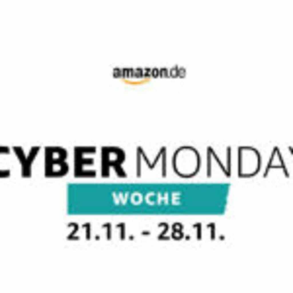 Ab Montag 6 Uhr: Cyber Monday Woche (21.11.-28.11.2016)