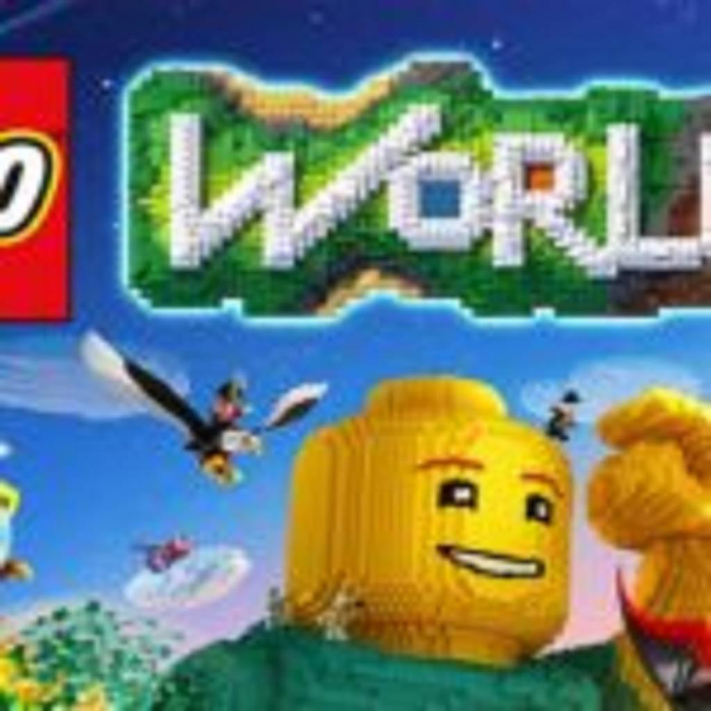 Der Minecraft Killer LEGO Worlds kommt am 23. Februar 2017 für PS4 + Trailer und Infos