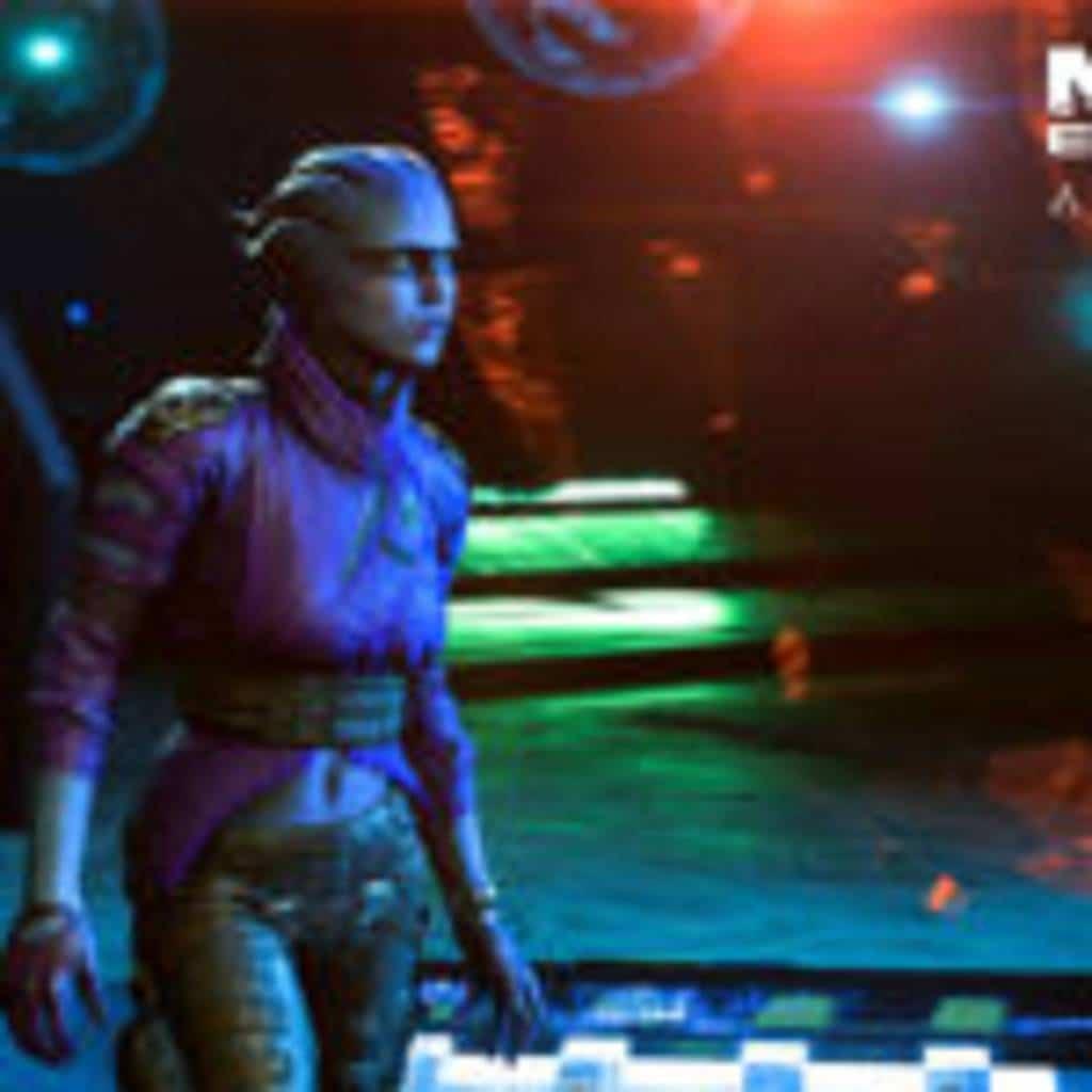 Mass Effect Andromeda – Kommen umfangreiche Sex-Szenen?