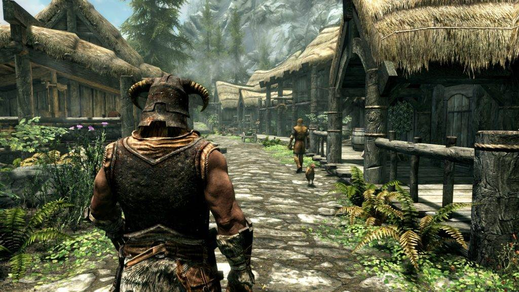 Skyrim, Doom, Fallout 4: Bethesda nennt Termine für VR-Umsetzungen