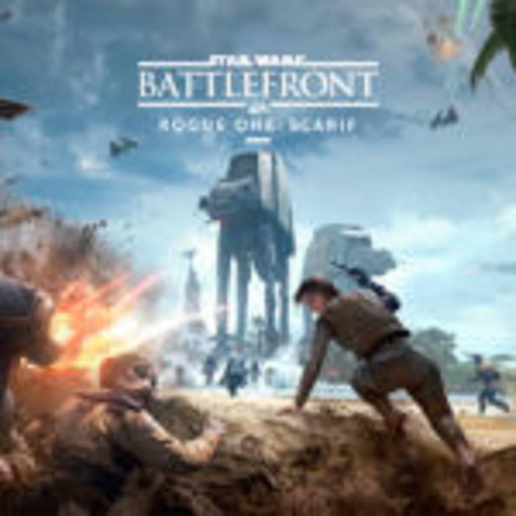 Star Wars Battlefront – 1. Jahrestag + Rogue One Scarif Infos