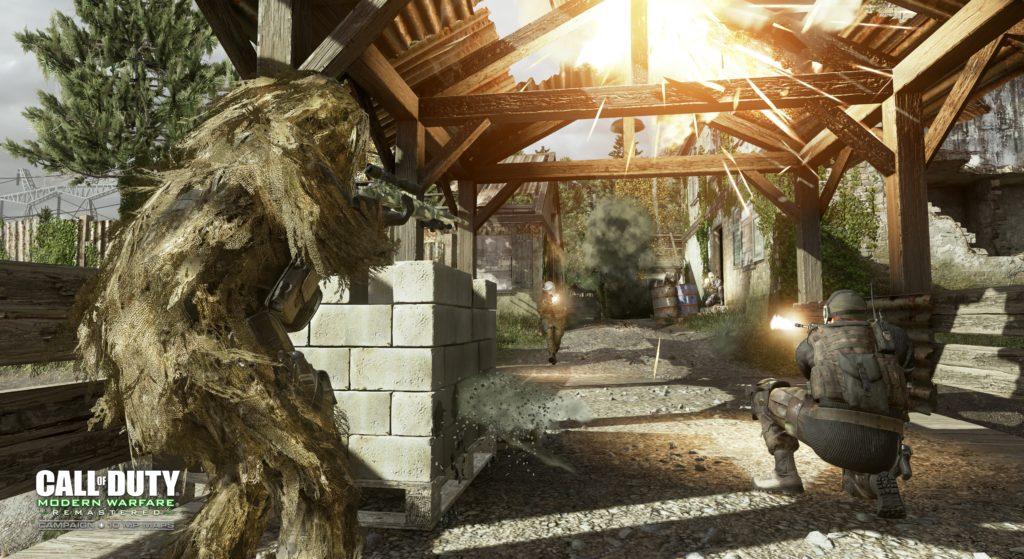 Modern Warfare Remastered - Standalone erscheint zuerst für die PS4