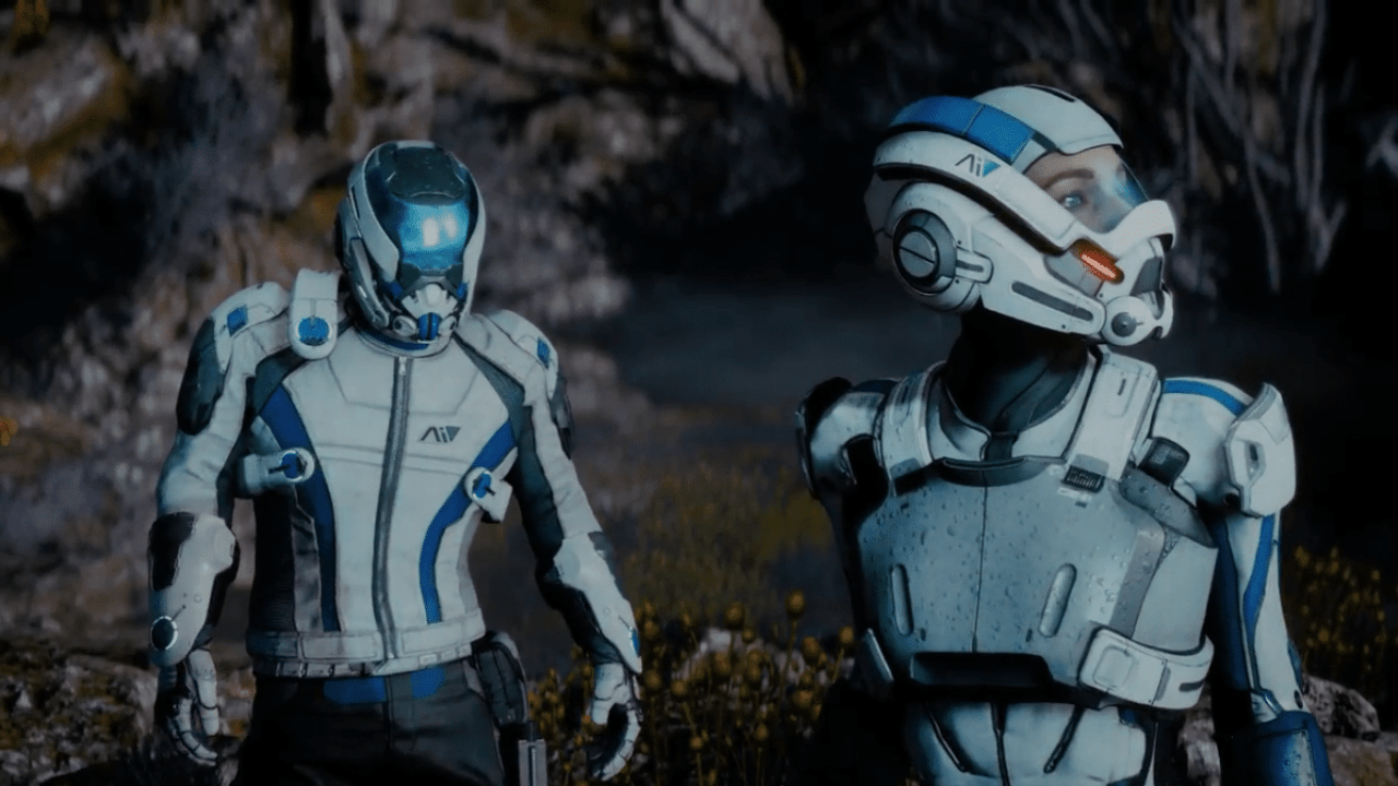 Mass Effect Andromeda Neuer Cinematic Trailer Veröffentlicht