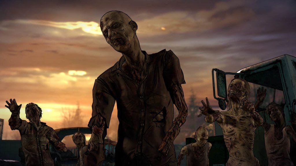 The Walking Dead VR