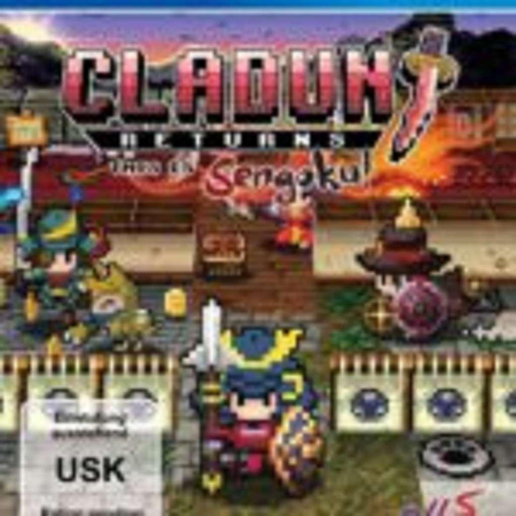 Cladun Returns – This is Sengoku!