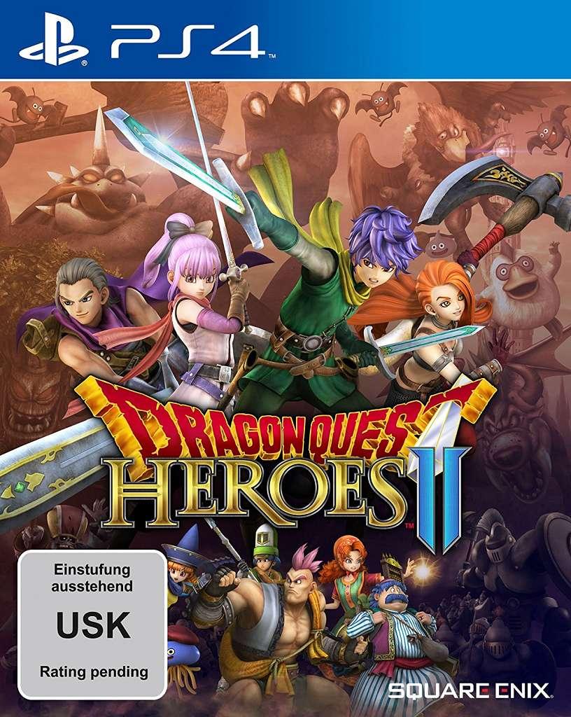 Dragon Quest Heroes 2 (PS4)
