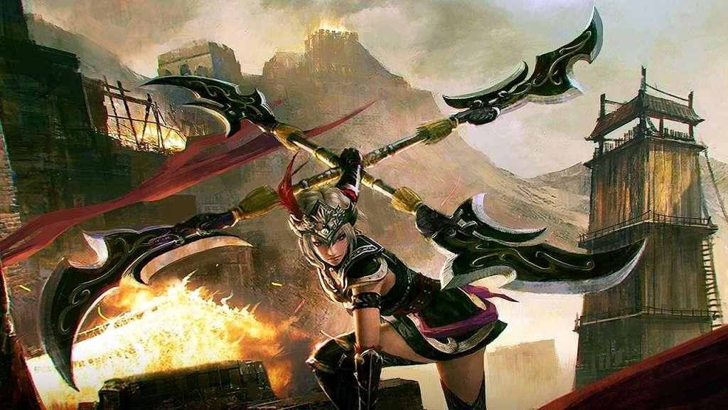 Dynasty Warriors: Unleashed – Ab sofort für iOS und Android veröffentlicht